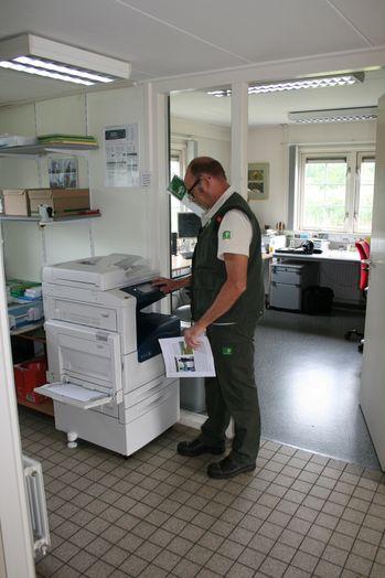 Staatsbosbeheer kiest voor Xerox MPS