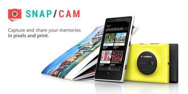 Smartphone-app SnapCam maakt fotoboek van je mobiele foto's