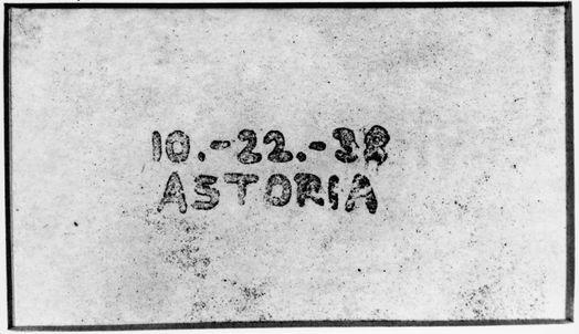 1. De eerste kopie_10-22-1938 ASTORIA