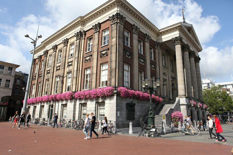 Stadhuis Groningen_R Henk Tammens