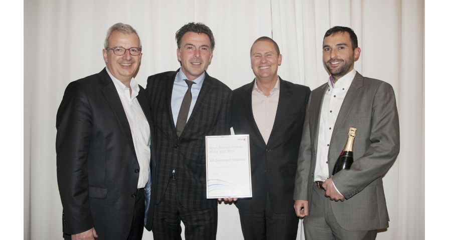 Xerox benoemt XA Document Solutions tot Partner of the Year