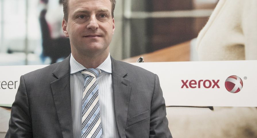 Xerox benoemt Peter Held tot Strategic Alliances Manager