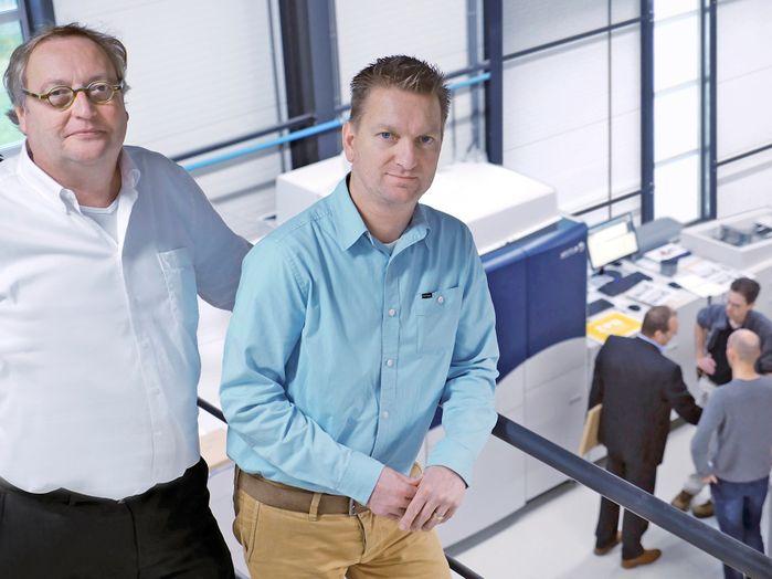 Nederlof Jaco Aalbregt en Mark Westerveld