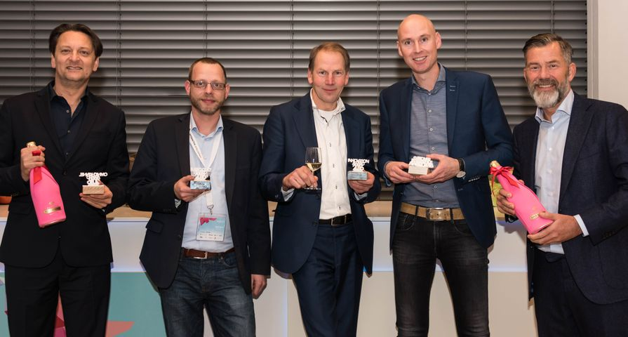 Xerox sleept Innovation Award in de wacht