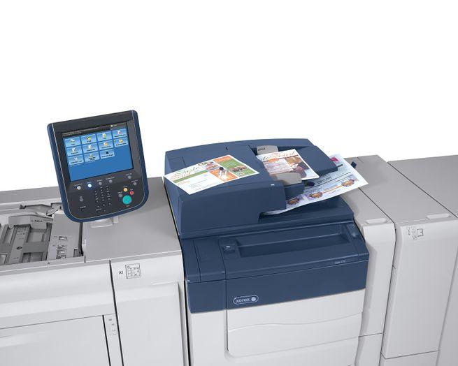 C60 C70 kleurenprinter