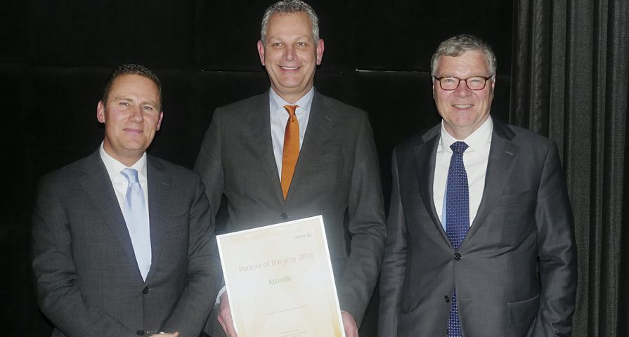 Xtandit, Document Concepts, XA en ASI Document Management winnaars Xerox Partner Awards
