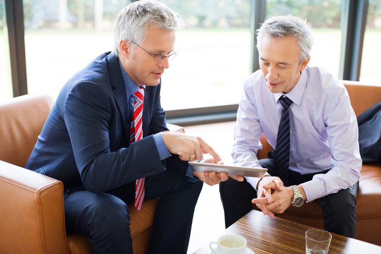 Het gesprek met digitaal verslag
