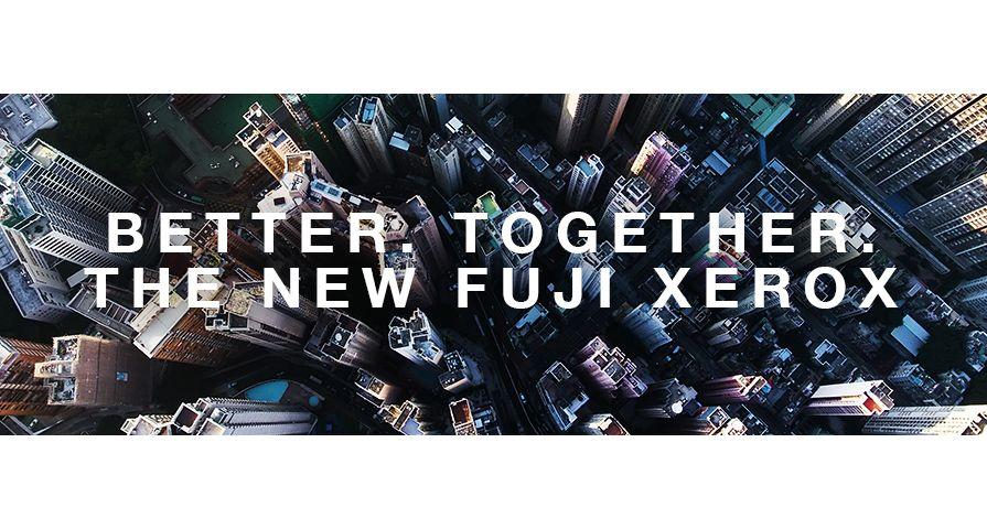 FUJIFILM Holdings en Xerox kondigen overeenkomst aan om Fuji Xerox joint venture te combineren met Xerox