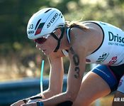 Leanda Cave Wins Ironman World Championships With Giro