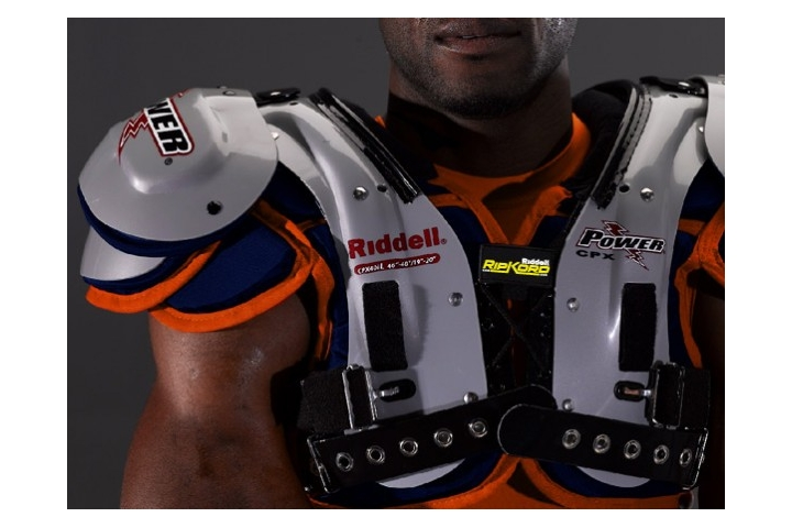 Chicago Bears to be First NFL Team to Adopt New Riddell® RipKord™ Shoulder Pad Technology