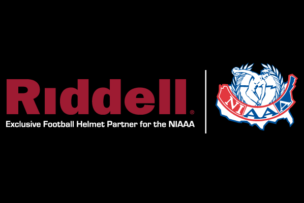 Riddell_NIAAA Official Partner Logo