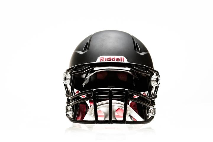 Riddell 360 Helmet (Black Matte)