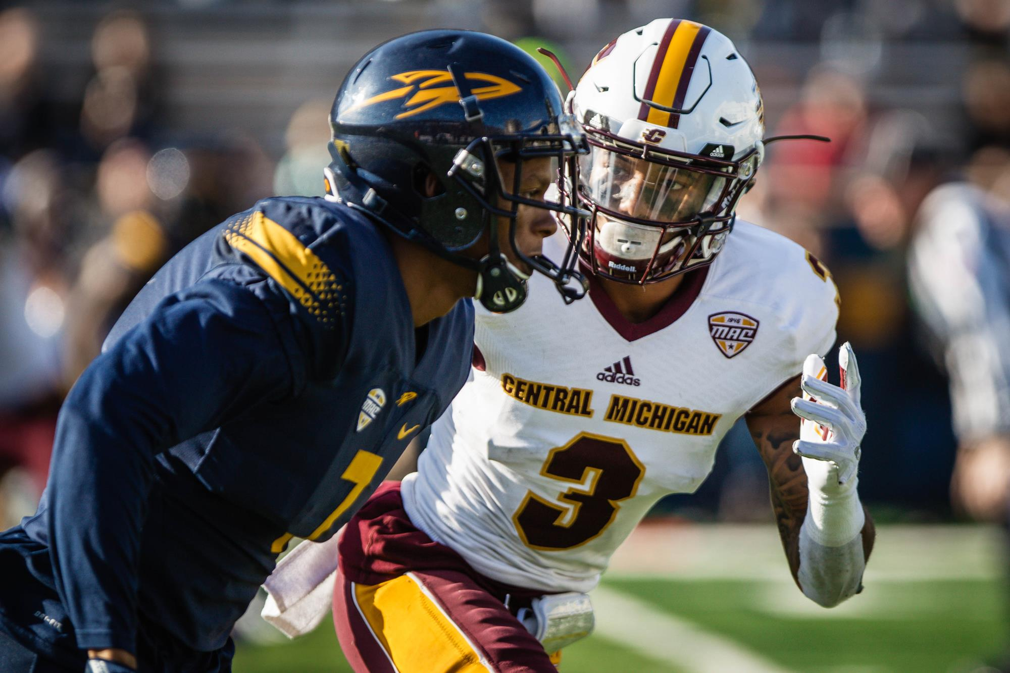 Image result for sean bunting central michigan