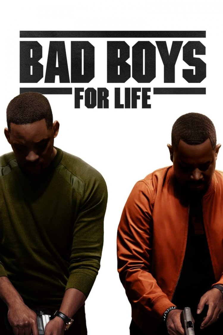 """Bad Boys For Life"" movie poster"