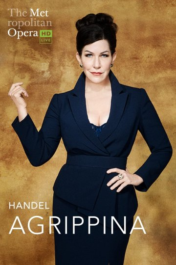 """Met: Agrippina"" movie poster"