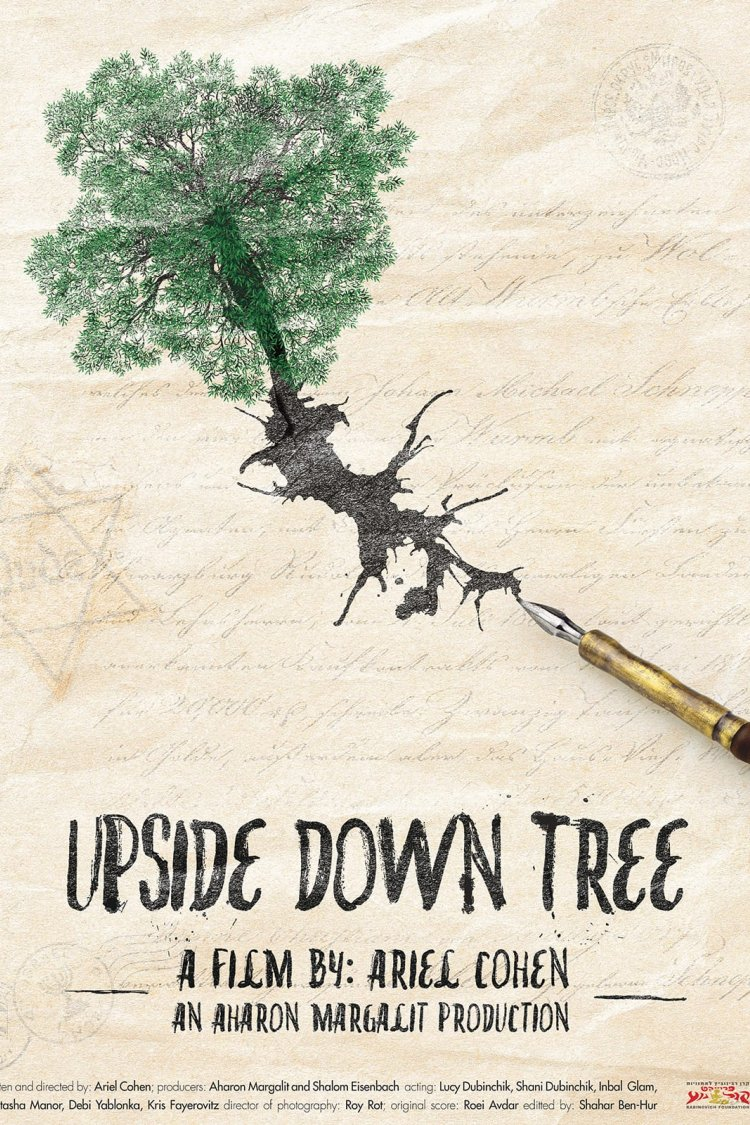 """Upside Down Tree"" movie poster"