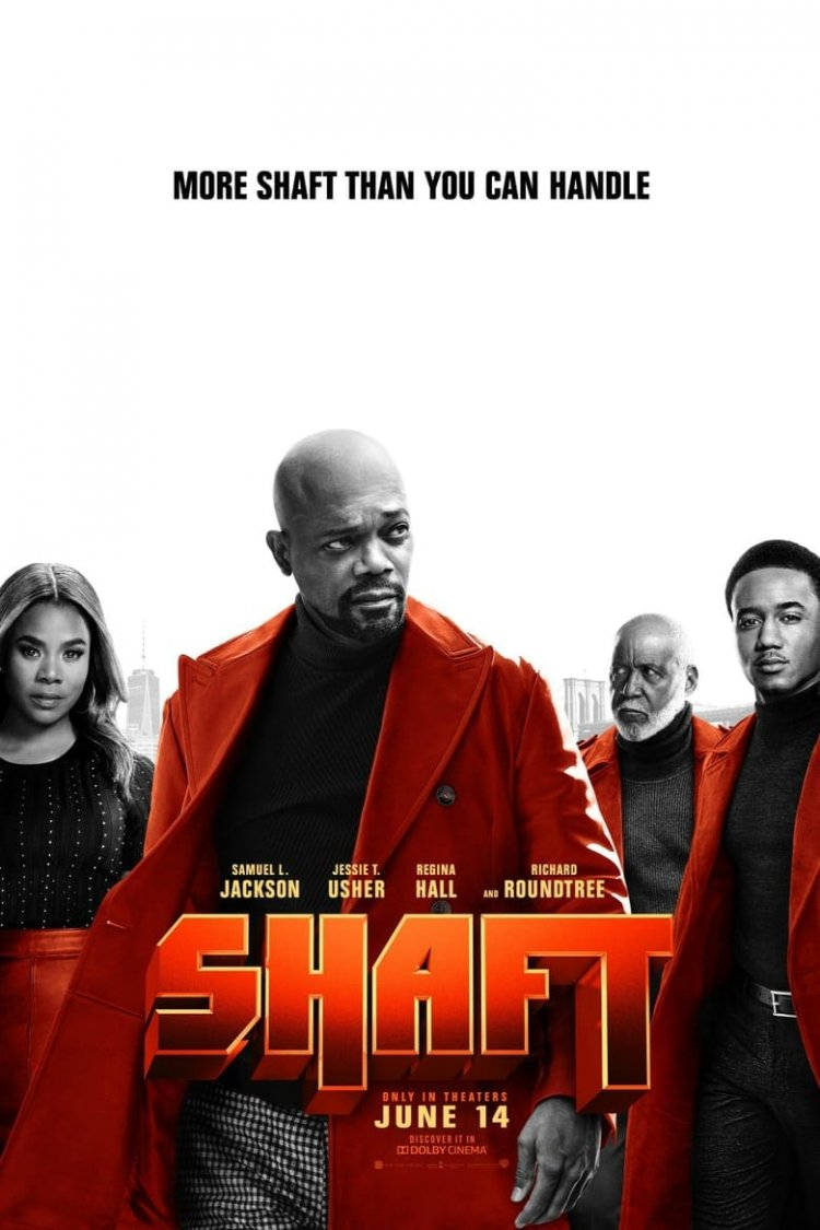"""Shaft"" movie poster"