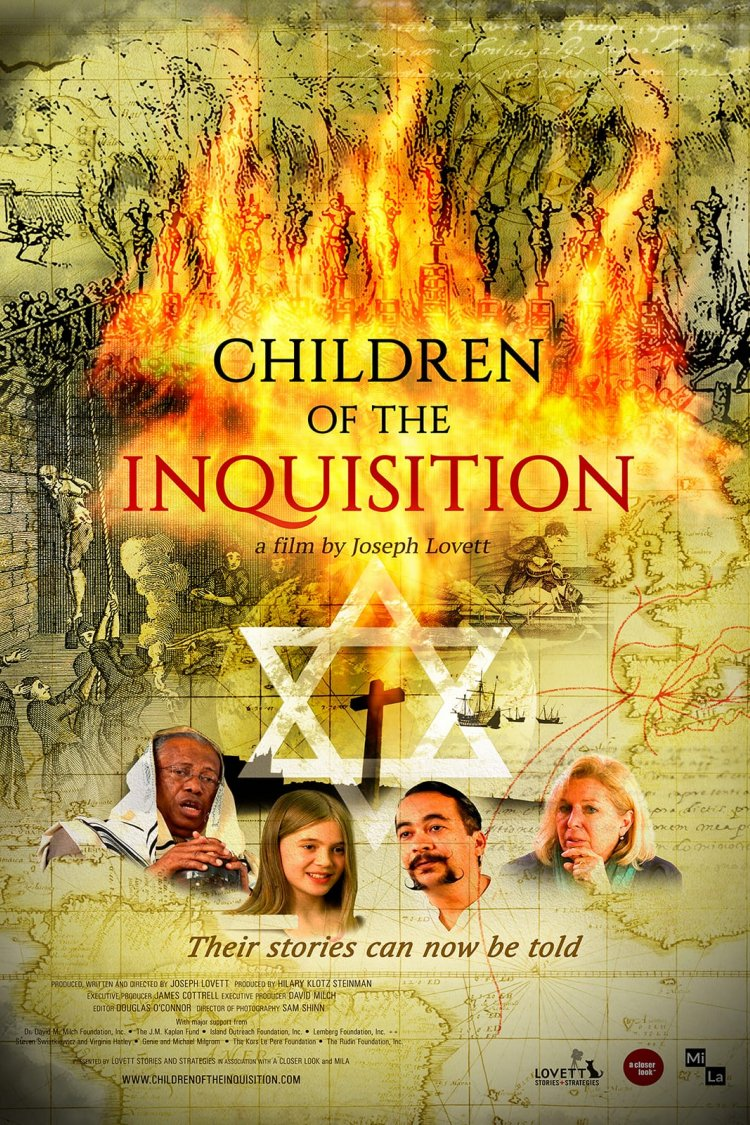 """Children Of The Inquistion"" movie poster"
