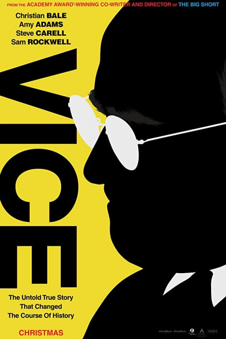 """Vice"" movie poster"