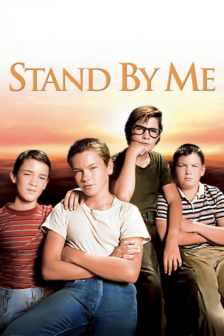 """Stand By Me"" movie poster"