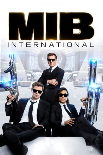 """Men in Black: International"" movie poster"