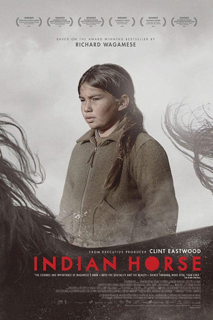 """Indian Horse"" movie poster"
