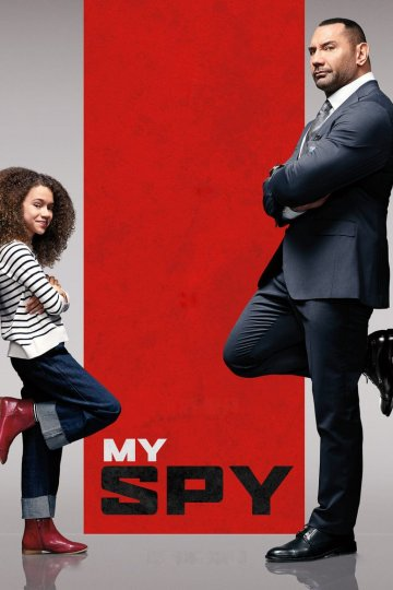 """My Spy"" movie poster"
