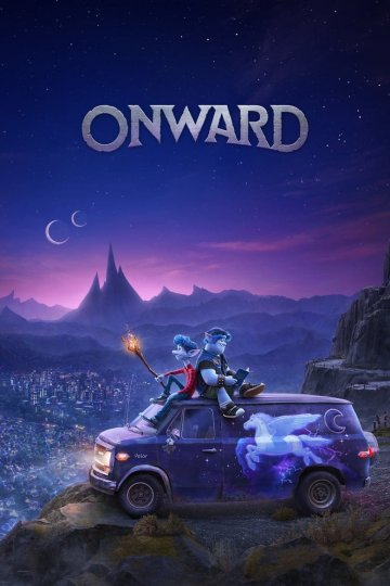 """Onward"" movie poster"
