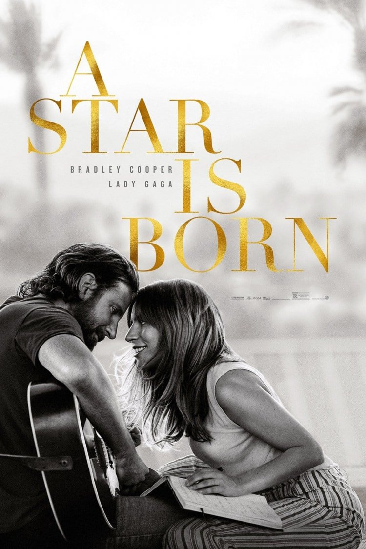 """A Star Is Born"" movie poster"
