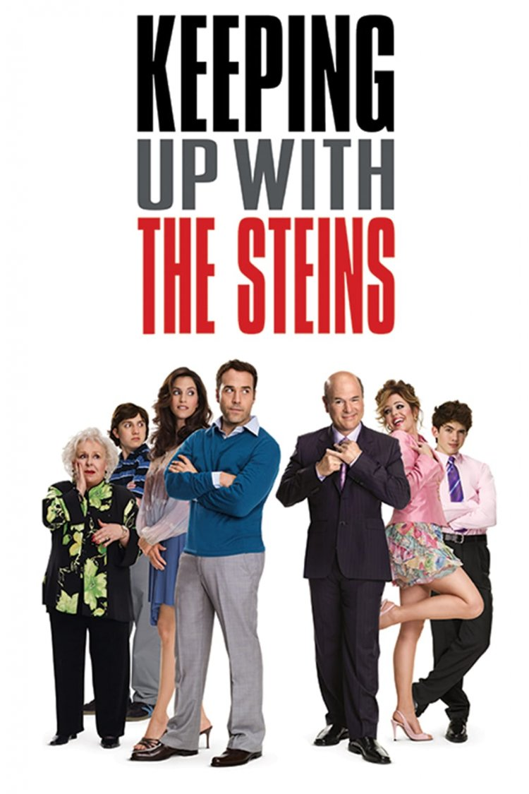 """Keeping Up With The Steins"" movie poster"