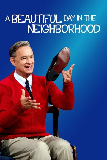 """A Beautiful Day in the Neighborhood"" movie poster"