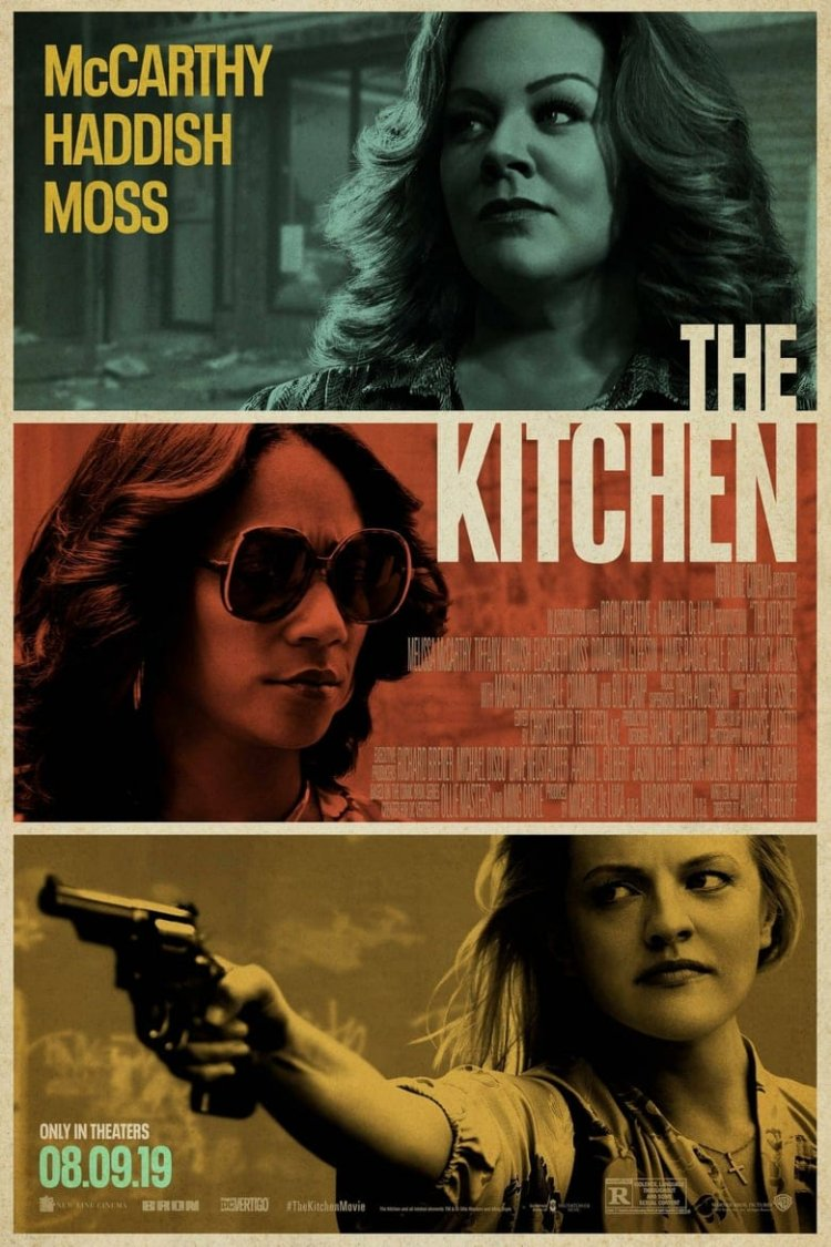 """The Kitchen"" movie poster"