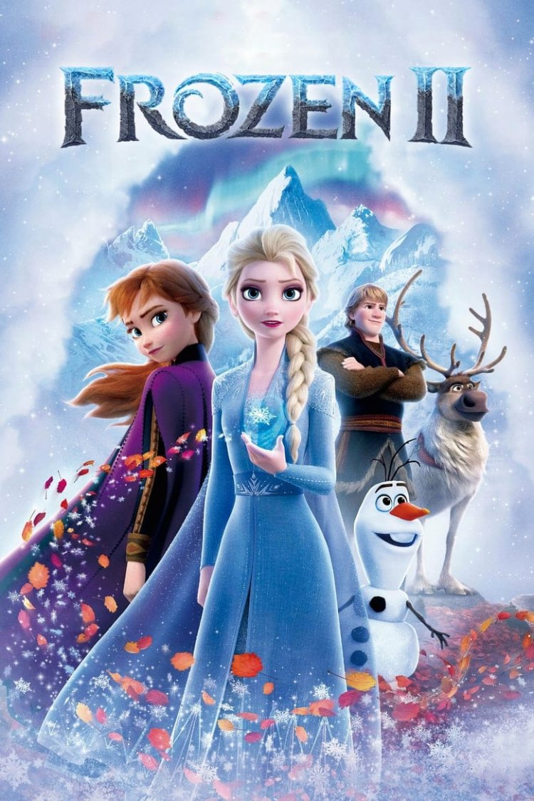 """Frozen II"" movie poster"