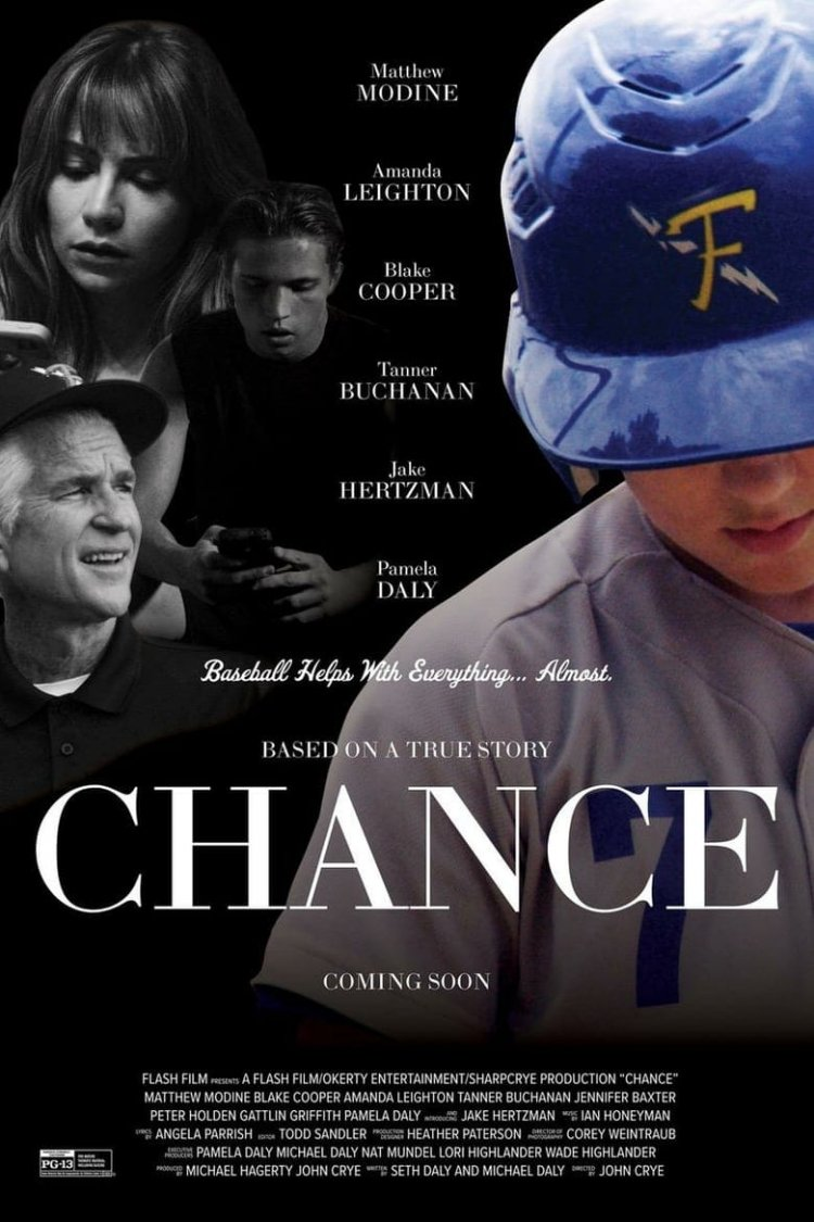 """Chance"" movie poster"