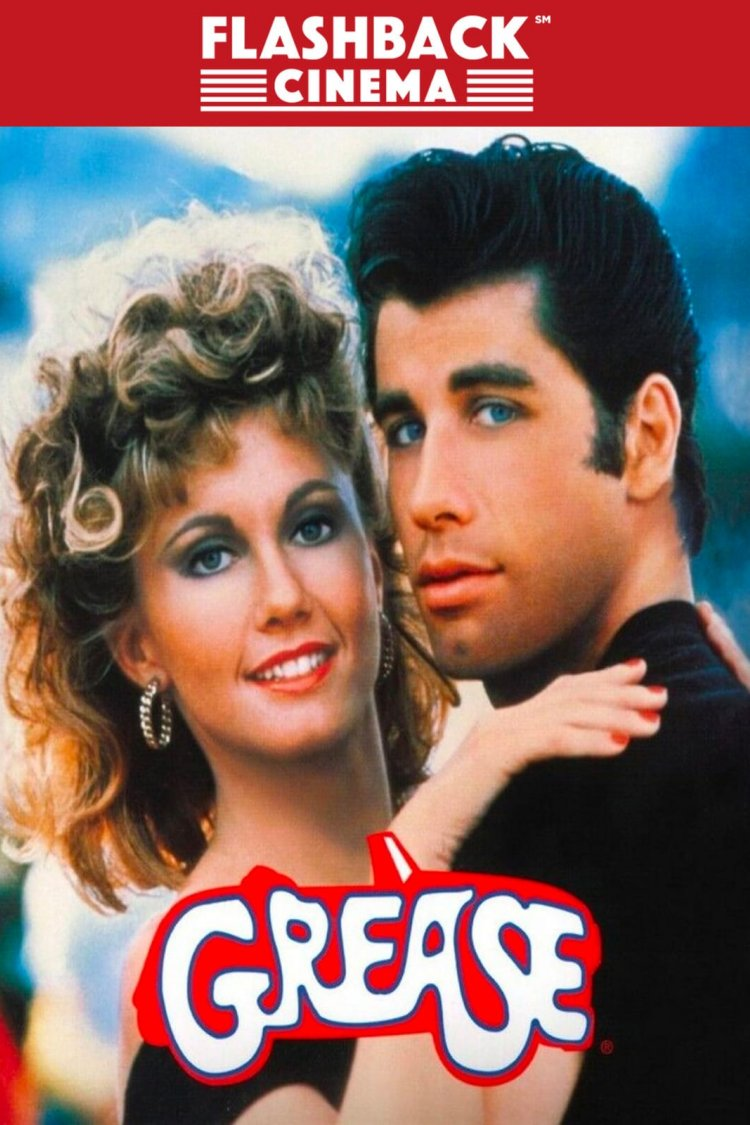 """Grease"" movie poster"