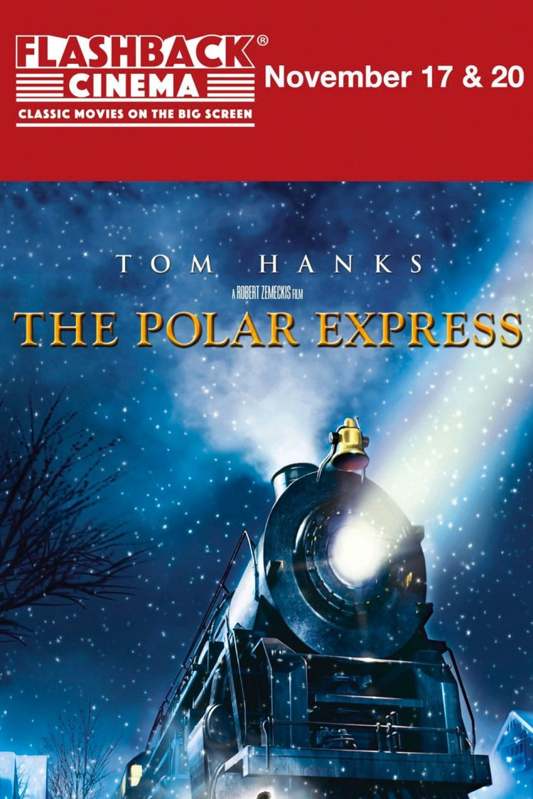 """The Polar Express"" movie poster"