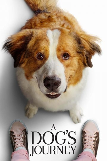 """A Dog's Journey"" movie poster"