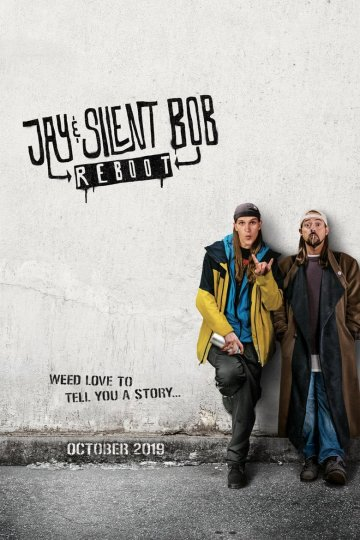 """Jay and Silent Bob Reboot"" movie poster"