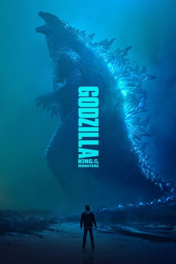 """Godzilla: King Of The Monsters"" movie poster"