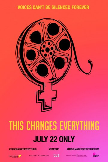 """This Changes Everything"" movie poster"