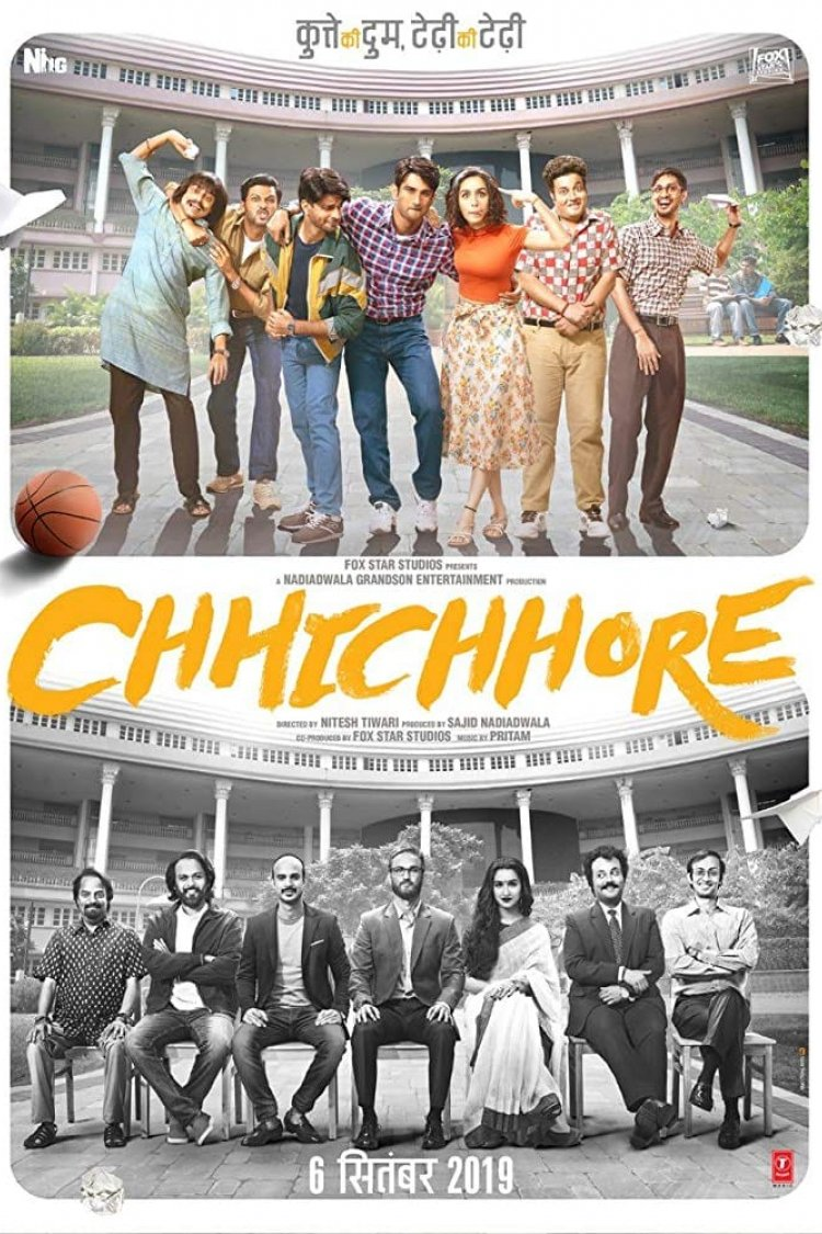 """Chhichhore"" movie poster"