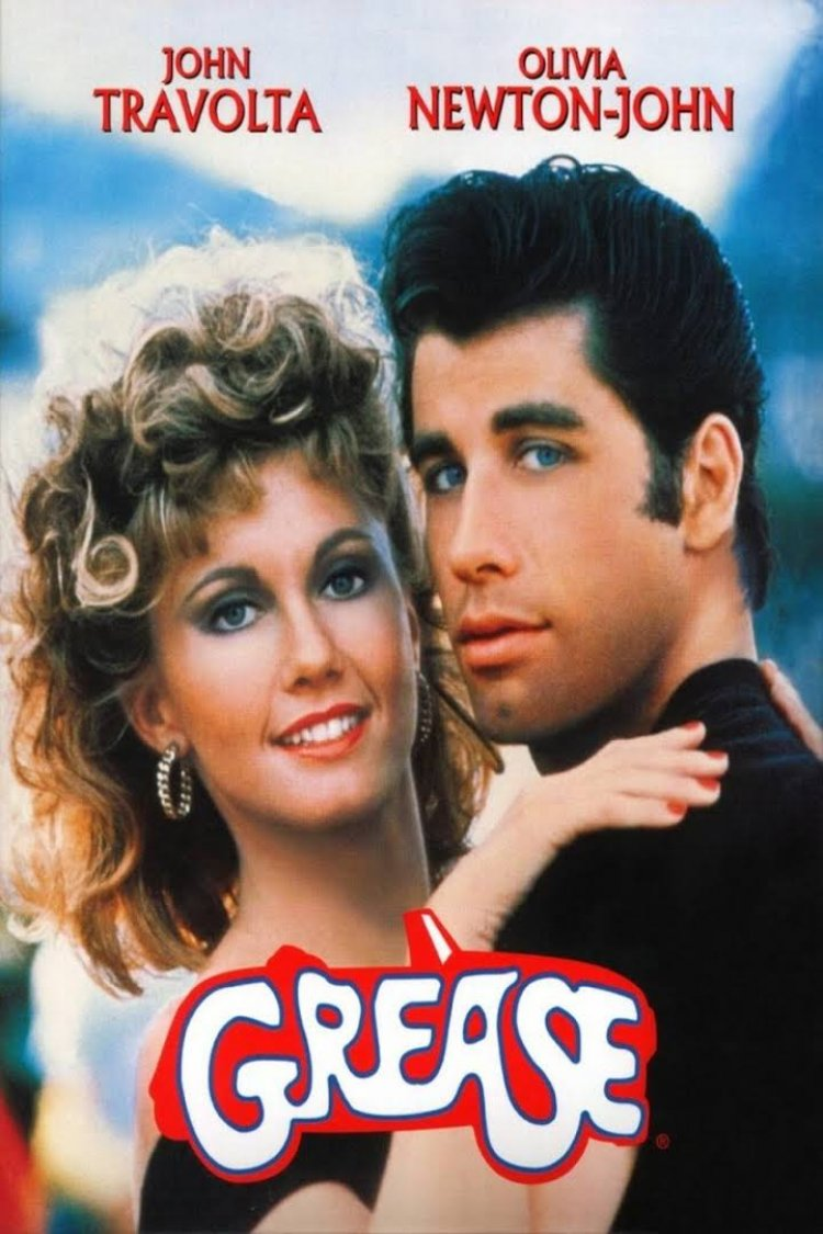 """Grease Sing Along"" movie poster"