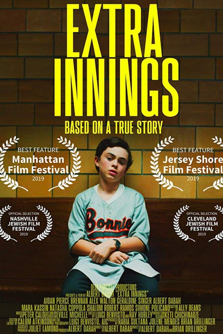 """Extra Innings"" movie poster"