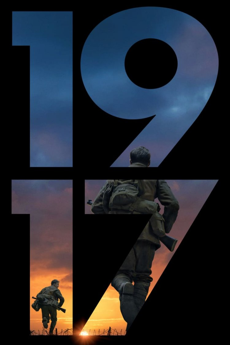 """1917"" movie poster"