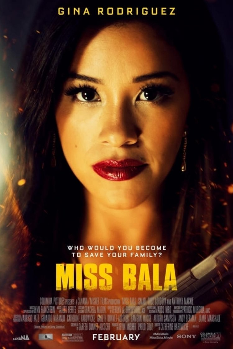 """Miss Bala"" movie poster"