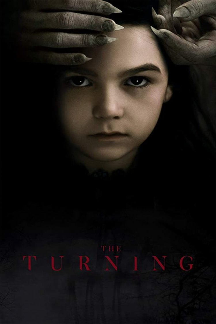 """The Turning"" movie poster"