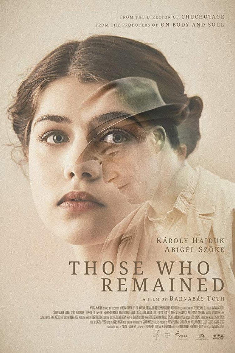 """Those Who Remained"" movie poster"