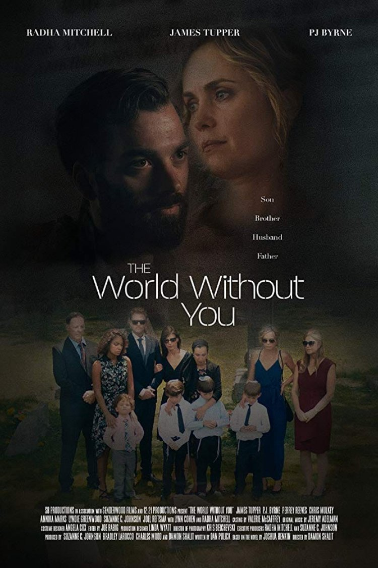 """The World Without You"" movie poster"