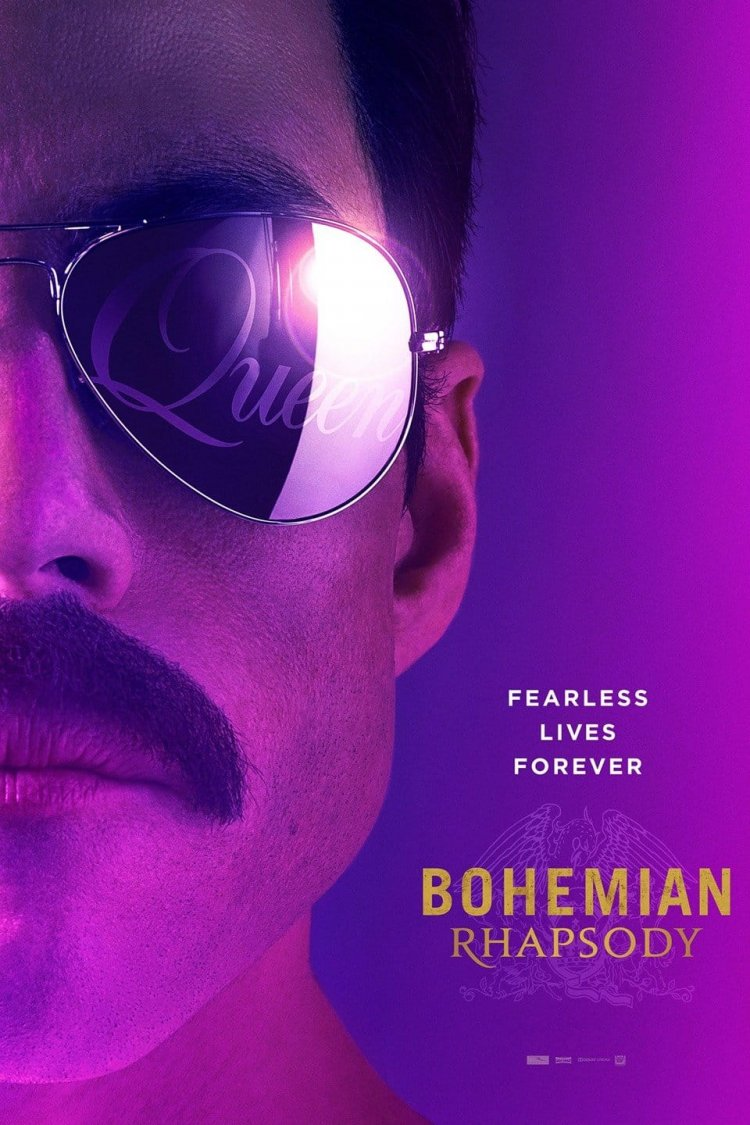 """Bohemian Rhapsody"" movie poster"