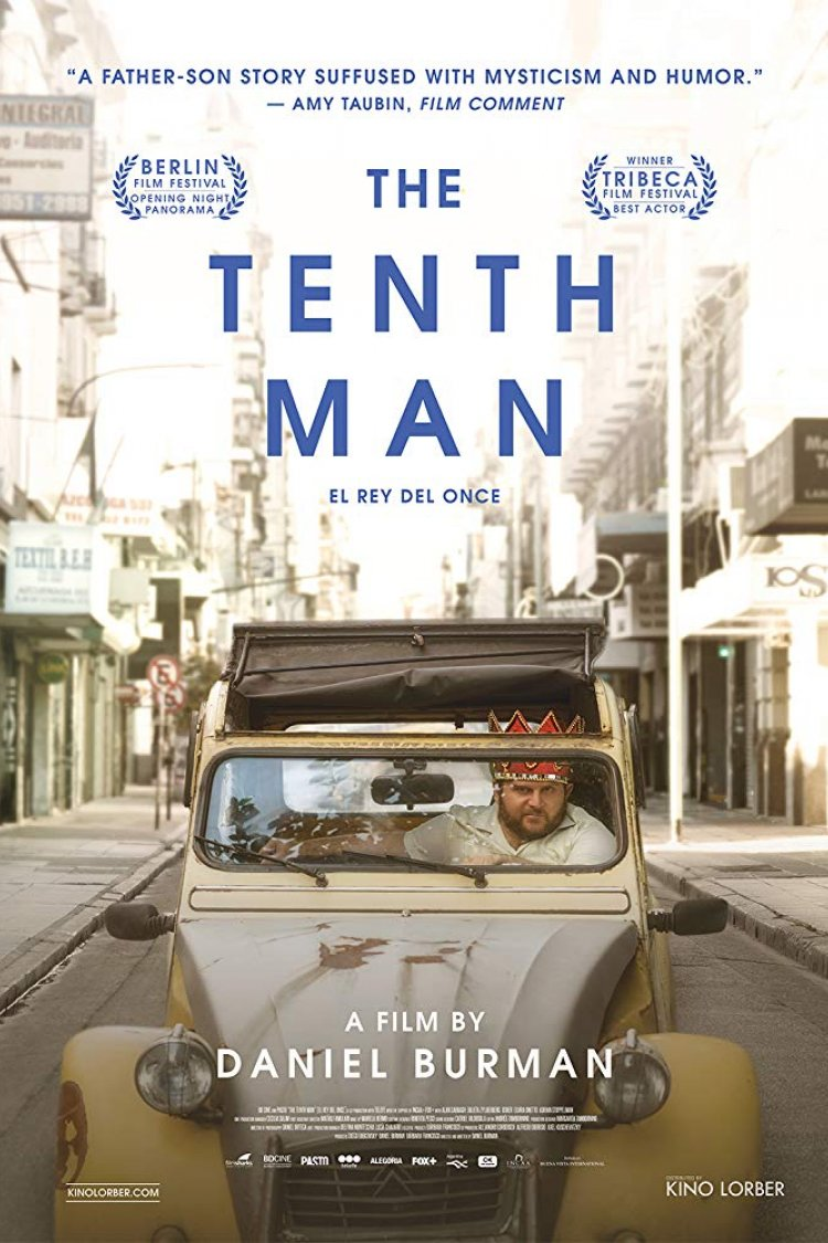 """The Tenth Man"" movie poster"